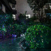 RGB Motion Outdoor Laser Shower Light