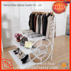 Metal Clothes Display Stand Garment Display Rack