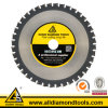 Brazed Tct Circular Saw Blade for Cutting Metal