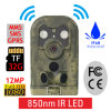 850nm HD 2.0 Inch LCD Screen 0.8s Trigger Time Waterproof PIR Sensor Wireless Outdoor Hunting Cameras of Ereagle
