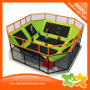 New Arrival Kids Indoor Fitness Professional Trampoline Bed for Sale