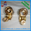 CNC Machining Process Brass Pipe Fitting