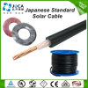 Japanese Standard PSE Approved 1*2mm2 XLPE Insulated Solar Cable HCV