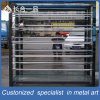 Factory Manufature Stainless Steel Mirror Black Wince Rack for Restaurant/Retail Store