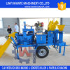 Small Earth/Clay/Sand Interlocking Brick/Block Making Machine