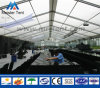 Outdoor Marquee Exhibition Tent with Clear Roof and Sidewall