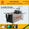 Automatic Ultrasonic Fold Mask Earloop Welding Machine (Vertical type)