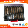 170 PCS Cobalt HSS Drill Bit Set with Rose Box