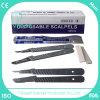 Disposable Sterile Dental Carbon Scalpels