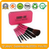 Rectangular Metal Tins for Makeup Brush Kit