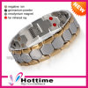 Hottime Two Row Germanium Magnetic Jewelry (CP-JS-BL-349)