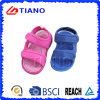 Casual Comfortable Fabric Cotton and EVA Kids′ Sandal (TNK36670/1)