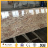India Shivakashi Gold Granite Kitchen Countertop Slabs