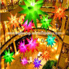 Party Events Decoration Inflatable Star with LED Lights
