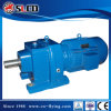 R Series Helical Inline Forward Reversible Gearbox Motor