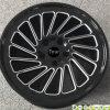 Car Parts 17-18inch Aluminum Vossen Replica Alloy Wheel