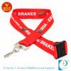 High Quality Custom Printed Card Holder Lanyard as Gift