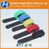 Colroful Self-Locking, Releasable Hook & Loop Velcro Cable Tie