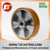 PU Wheel with Aluminum Rim