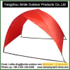 Fishing Function Striped Camping Sunshade Umbrella Beach Tent