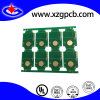 Double-Sided 0.6mm Thin Enig Pinted Circuit Board in Router