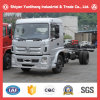 4X2 Sitom Light Duty Truck Chassis/Cargo Truck Chassis
