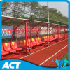 Factory of Mobile Football Team Shelters for Coach Staff, Players and Referee