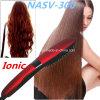 2016 Anion Fast Hair Straightener Comb Nasv Brush Hair Straightening Negative Ions Auto LCD Ceramic Hair Straightener Brush