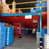 SGS Approved Steel Storage Mezzanine Floor