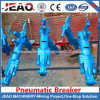 2017 Sale to Argentina Pneumatic Hand Held Breaker Hammer for Break Concrate Foundation Installing Engenering
