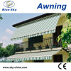 Economic Patio Portable Polyester Motorized Retractable Awning (B1200)