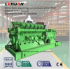 Biomass Electric Power Gas Generator for 300kw Export to Russia