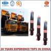 North America Type Hydraulic Telescopic Cylinder for Tippping
