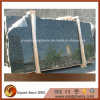 Hot Sale Peacock Green Granite Slab for Countertop/Vanity Top