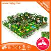 Indoor Jungle Playground Plastic Gym Naughty Castle