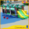 Inflatable Forest Obstacle Course Inflatable Slide (AQ14463-3)