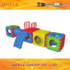 Indoor Kids′ Body Exercising Blocks Plastic Toys with Climber (PT-025)