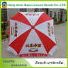 Strong Custom Print Outdoor Garden Windproof Umbrella