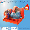 6 Ton Light Duty Vertical Lifting Electric Winch for Sale