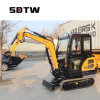 Cheap Price 1.8ton Mini Excavator for Hot Sale