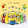 2PCS Kids Travel Trolley Luggage Bag