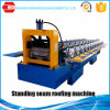 New Roll Forming Machine for Standing Seam Roofing