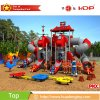 Children Play Game Outdoor Equipment Sports Kids Playground for Sale