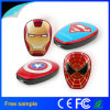 Portable Cartoon Avengers 6000mAh Power Bank