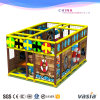 Kids Indoor Commercial Playground Equipment, Infltable Boucner