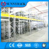 Selective Warehouse Storage Solution Rack Steel Mezzanine Floor