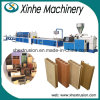 Twin Screw WPC PVC Foam Profile Extrusion Making Machine Production Line