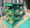 Fixed Double Scissor Hydraulic Lift Tables Electric Aerial Working