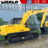 World Brand 15ton Middle Size Hydraulic Excavator (W2150)