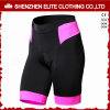 Wholealse Custom Made Womens Plain Cycling Shorts Pink (ELTCSI-11)